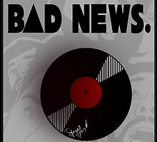 Bastille: B∆D NEWS. by SpazyArt