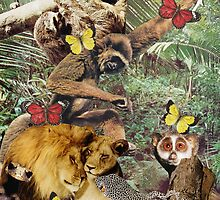 Jungle Jive by kewzoo