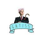 Mark Gatiss is Fabulous by MYCROFTOFFICE