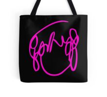 Scott Pilgrim VS the World - Have you seen a girl with hair like this...Ramona Flowers PINK Tote Bag