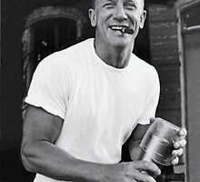 Daniel Craig by sophietask
