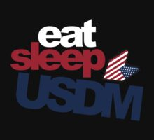 EAT SLEEP USDM (4) by PlanDesigner