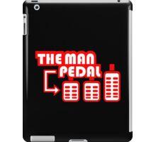 The Man Pedal (6) iPad Case/Skin