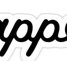 dapper (3) Sticker