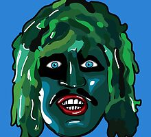 I'm Old Gregg - The Mighty Boosh by ptelling