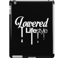 Lowered Lifestyle (6) iPad Case/Skin