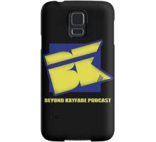 Beyond Kayfabe Logo - Retro 90's Samsung Galaxy Case/Skin