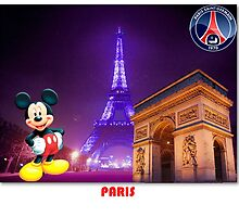 Paris by Shafeul01
