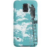 The Optimist Samsung Galaxy Case/Skin