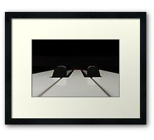 A DO-RE-ME  ..  'SOLD' Framed Print