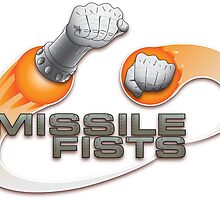 Missile Fists by outofthedust