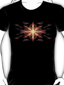 Energetic Geometry- Fire Element T-Shirt