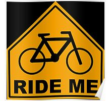 Ride Me Poster