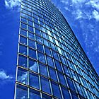Berlin - DB Tower by Sven Fauth