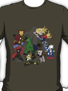 The Avengers Pony Club T-Shirt