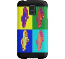 1975 Cadillac El Dorado Convertible Pop Art Samsung Galaxy Case/Skin