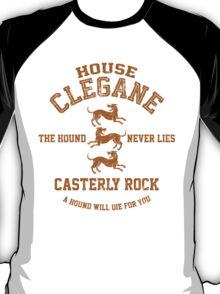 Team Clegane (Gold) T-Shirt