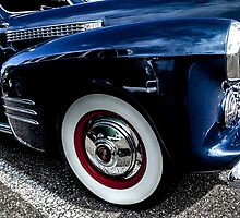 1941 Cadillac (IV) by Eric Christopher Jackson