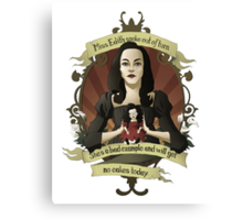 Drusilla - Buffy the Vampire Slayer Canvas Print
