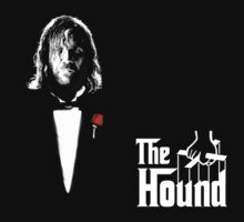 The Hound Godfather Poster Parody by howardhbaugh