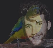 The Birdman by DougieCharles