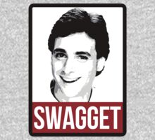 Bob Swaggett shepard fairey - bob saget swag by howardhbaugh