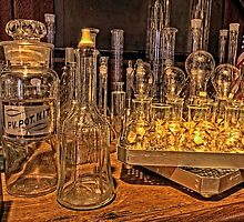 Glass and Light by thomr