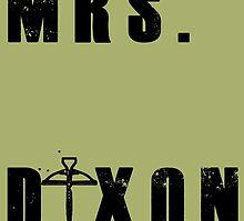 MRS Dixon by Mellark90