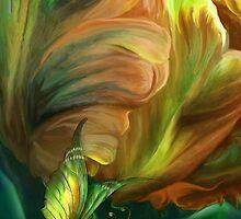 Tulips - Colors Of Paradise 2 by Carol  Cavalaris