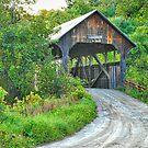 Coburn Covered Bridge by mcstory