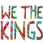 We The Kings  by elenastrawn25
