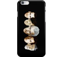 Doctor Who - The Doctors iPhone Case/Skin