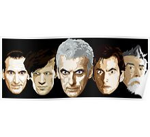 Doctor Who - The Doctors Poster
