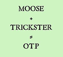 Moose + Trickster= OTP by Caitlin Hallam