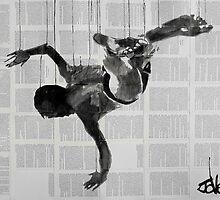 gravity by Loui  Jover