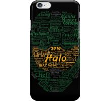 Master Chef Typographic iPhone Case/Skin