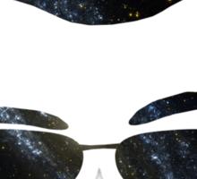Neil deGrasse Tyson - A Man of the Galaxy Sticker