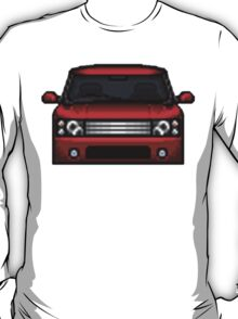 Pixel Cars - Range Rover T-Shirt