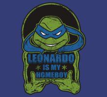 Leo is my Homeboy by JayJaxon