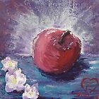 Spring Apple by Dawna Morton