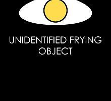 Unidentified Frying Object by Oomazing