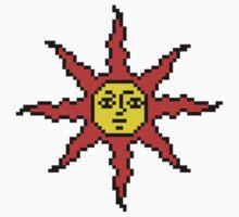 Dark Souls Sun Logo by MilkyMuffin