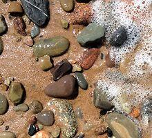 Inverness beach stones by hankierat