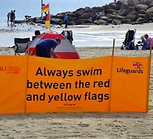Good Advice from the RNLI.............. by lynn carter