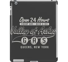 Valley of Ashes Gas Station iPad Case/Skin