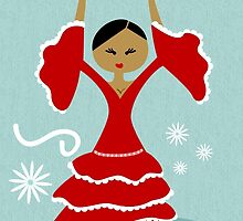 Gypsy Dancer 3 by Sonia Pascual