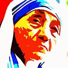Mother Theresa by Michael Birchmore