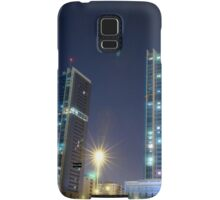twin buildings Samsung Galaxy Case/Skin