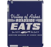 Valley of Ashes Roadside Eats iPad Case/Skin