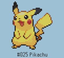 Pokedex: Pikachu (#025) by LagginPotato